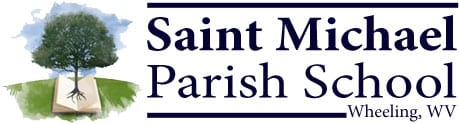 St. Michael Parish School Logo