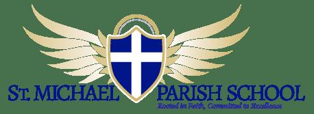 St. Michael Parish School Logo